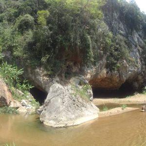 Tour du lịch Quảng Bình - trekking Hang én