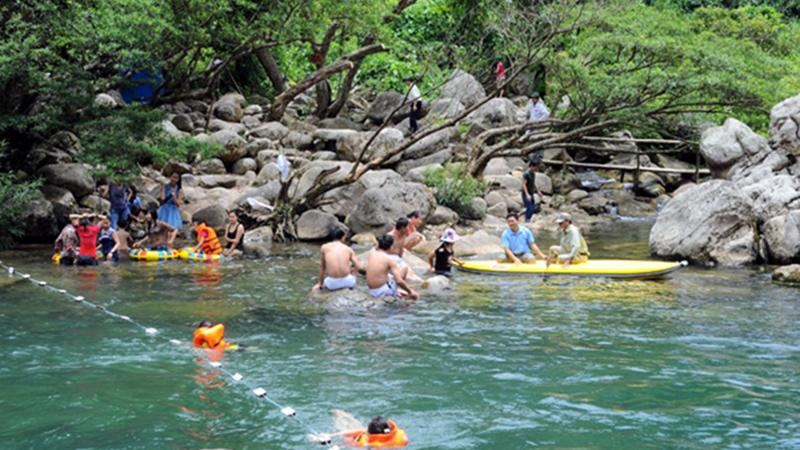 các điểm tham quan du lịch tại Quảng Bình