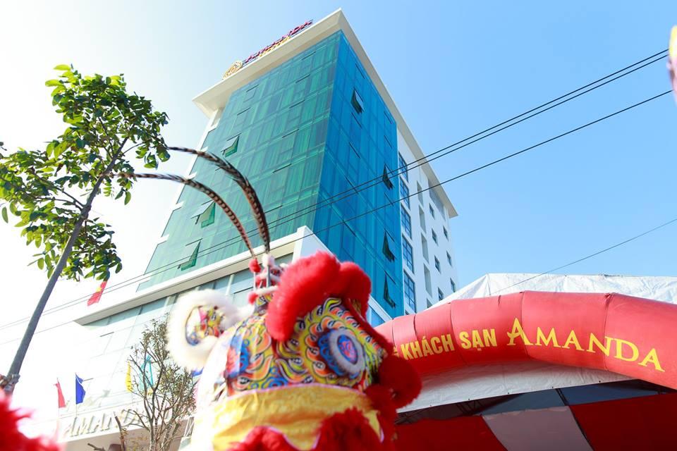 Khách sạn Amanda Quảng Bình