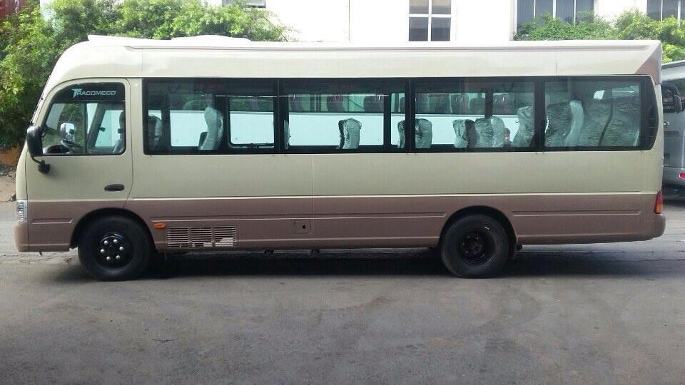 Cho Thuê xe về tết tại Quảng Bình