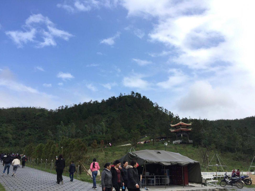 Du lịch Quảng Bình một mình