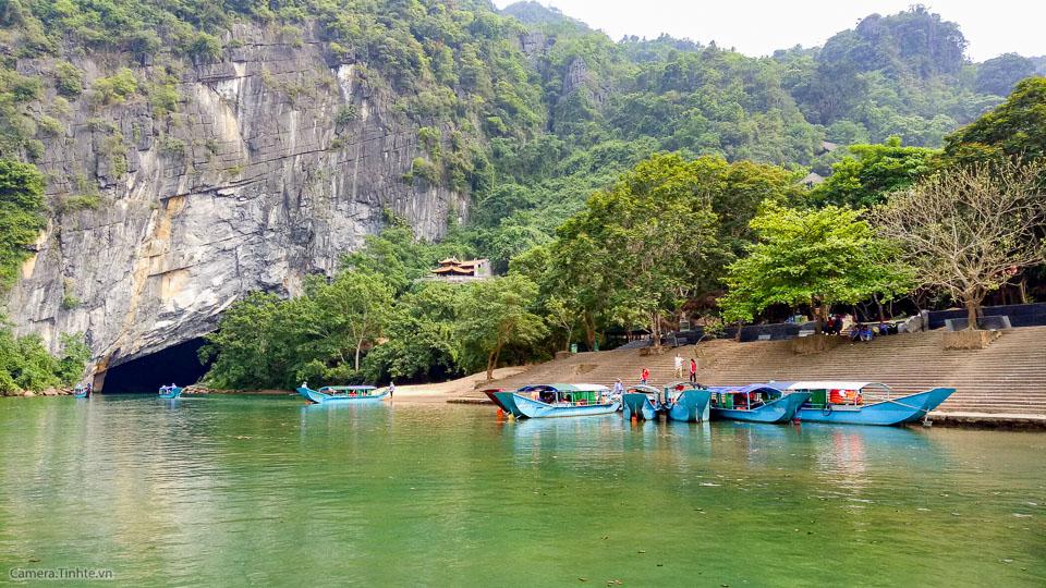 Phong Nha - Tien Son cave tour