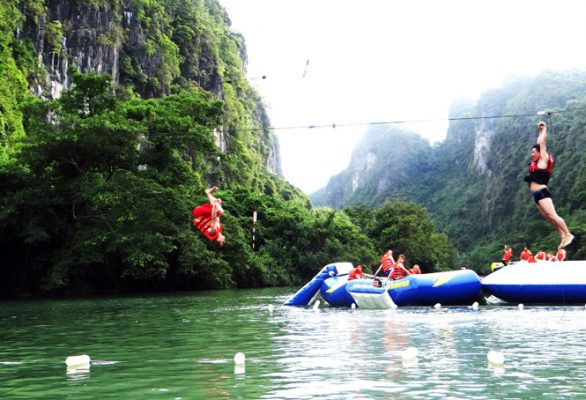 Tour Du Lịch Đà Nẵng Quảng Bình 3 Ngày 2 Đêm