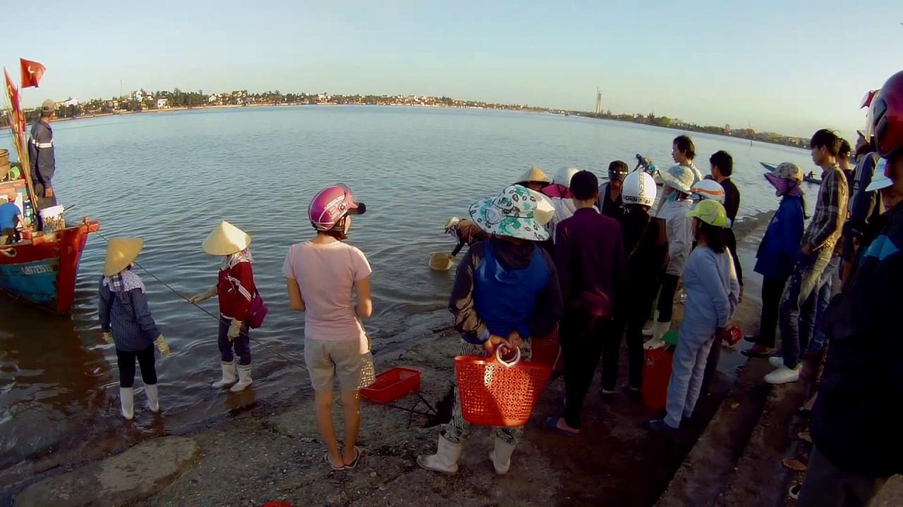 Chợ Đồng Hới - Chợ Hải Sản Lớn Nhất Quảng Bình