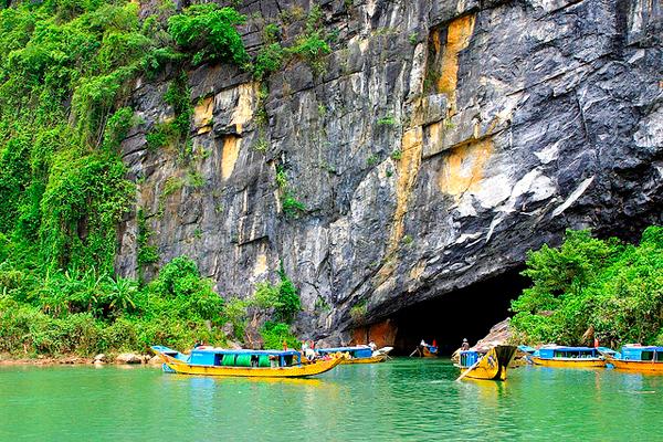 Giới Thiệu Tour Quảng Bình