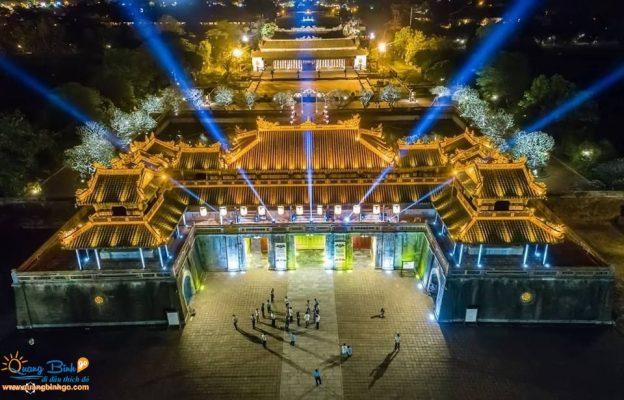 Tour Đà nẵng Huế Quảng Bình 5 Ngày 4 Đêm