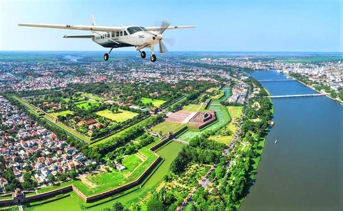Đường Bay Quảng Bình - Đà Nẵng