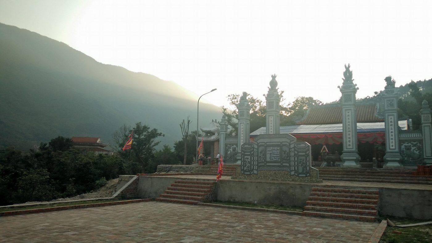 Đền Thờ Thánh Mẫu Liễu Hạnh Quảng Bình
