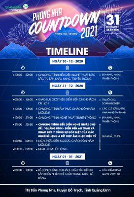 Chương Trình Chào Đón Năm Mới Phong Nha Countdown 2021