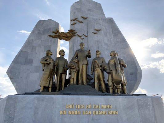 Quảng Trường Hồ Chí Minh Tại Đồng Hới Quảng Bình