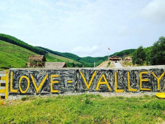 Thung Lũng Tình Yêu Love Valley