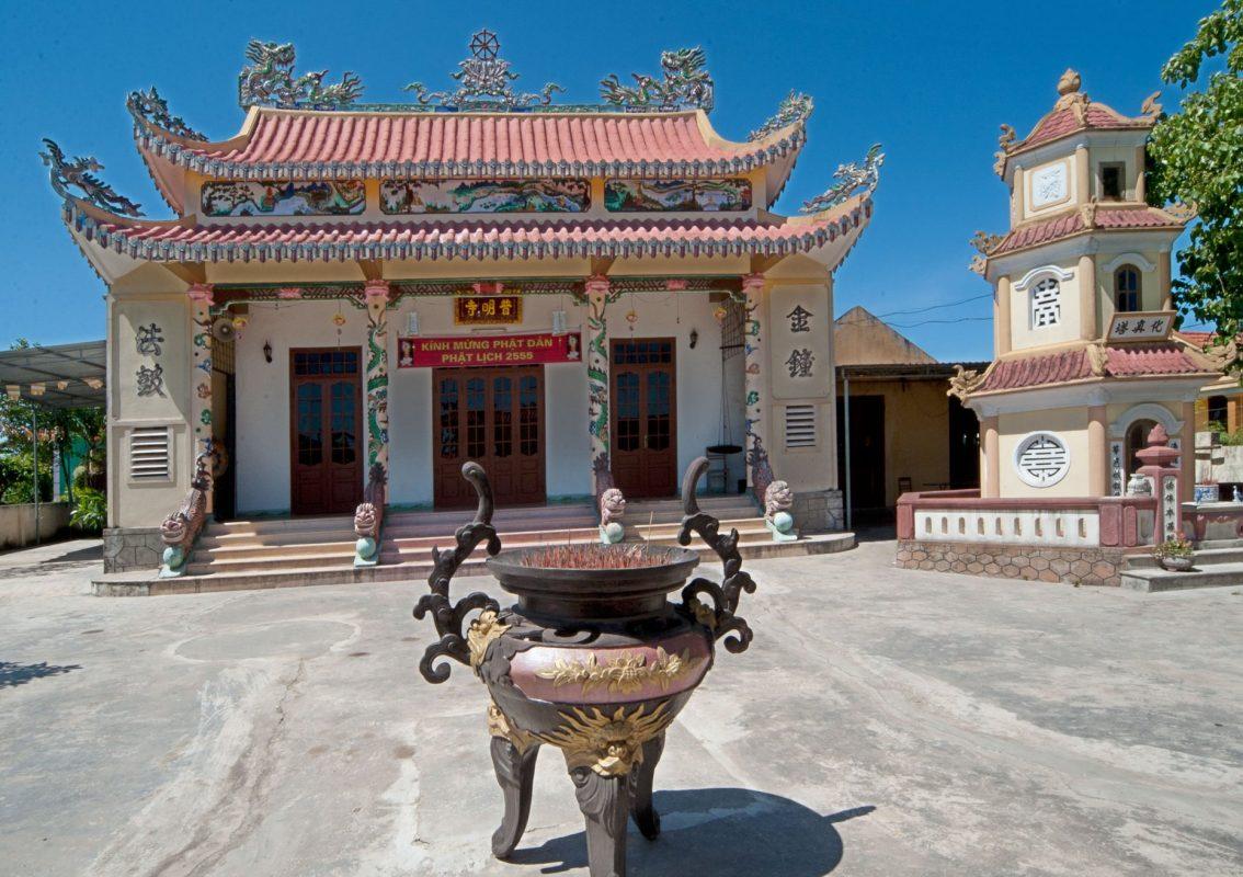 Chùa Phổ Minh Quảng Bình