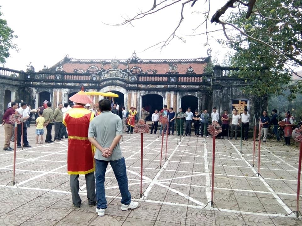 Đình Hòa Ninh Quảng Bình