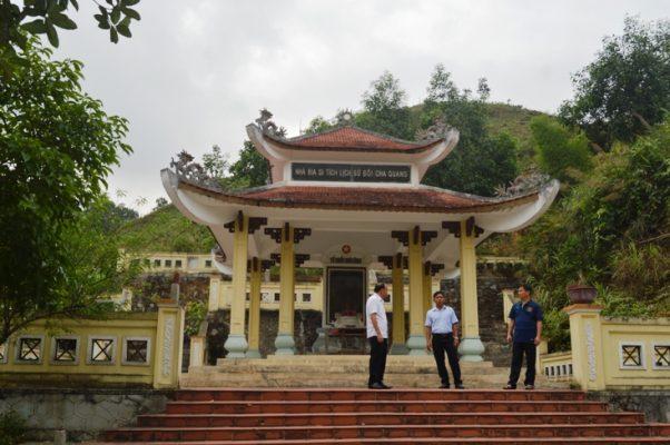 Đồi Cha Quang Quảng Bình